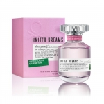 Туалетная вода United Dreams Love Yourself Benetton для женщин, 50мл