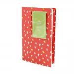 Фотоальбом FUJIFILM Instax Mini album Red leaf, красный