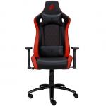 Игровое компьютерное кресло 1stPlayer DK1, Red/Black