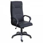 Кресло для офиса Шери Zeta эко-кожа черный