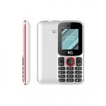 Мобильный телефон BQ-1848 Step+ white+red /